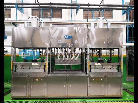 BST Semi Automatic Disposable Pulp Tableware Equipment  Paper Plate Making Machine