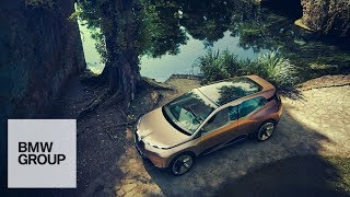 The BMW Vision iNEXT. Creating A Space That Never Existed Before.
