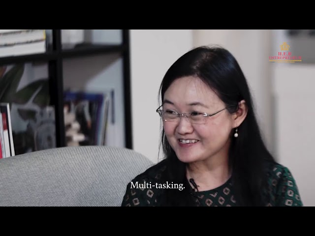 H.E.R Asia Summit 2018 | Female Entrepreneur | Dr. Ong Siew Hua