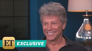 EXCLUSIVE: Jon Bon Jovi Dishes on Having One of the Strongest Marriages in Hollywood