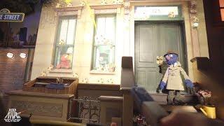 Sesame Street - Street Mission - POV - PortAventura - NEW 2019 Dark Ride