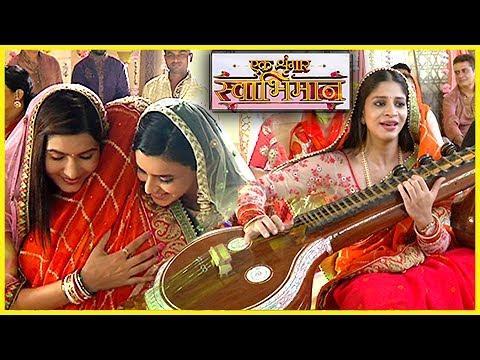 Meghna And Naina Get COMPLIMENTS From Nirmala   Ek Shringaar Swabhimaan   TellyMasala