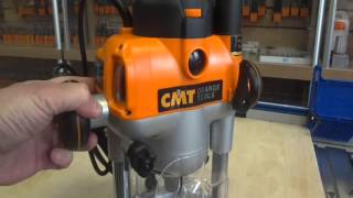 2400W Router CMT7E by CMT