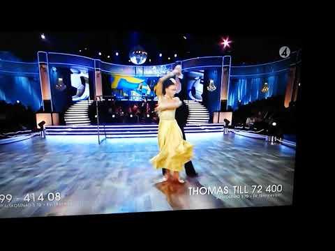 WC 94,Thomas & Jasmine, Waltz Let's Dance 2019