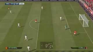Pro Evolution Soccer 2015 PC 60FPS Gameplay | 1080p