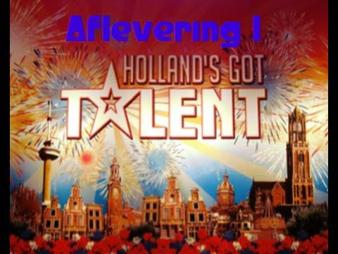 Hollands got talent 2013 aflevering 1 gratis se6ep2