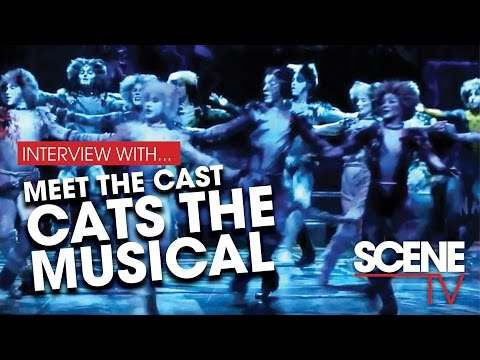 CATS the Musical – Adelaide Festival Theatre – Meet The Cast