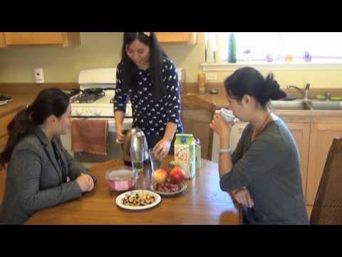 UC Davis CHN1 Integrated Chinese Level1 Part 1 Lesson 5 Visiting Friends