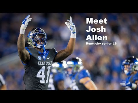 Josh Allen Kentucky LB: 2019 NFL Draft profile