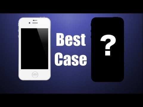 Best Cases for White iPhone 4S/4