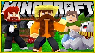 MUSTACHE MADNESS!! | Minecraft So You Think You Can Build?