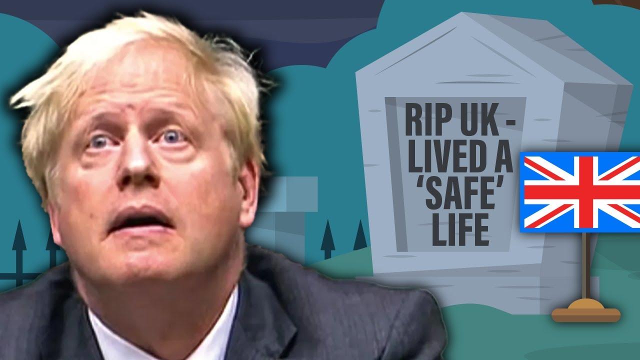 Dear Boris, 'Until It's Safe' Means NEVER
