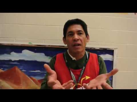 Play it Forward Northern Project 2014  Dene Tha' Community School  Chateh, Alberta