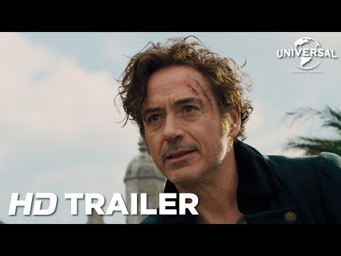 Dolittle – Tráiler Oficial (Universal Pictures) HD