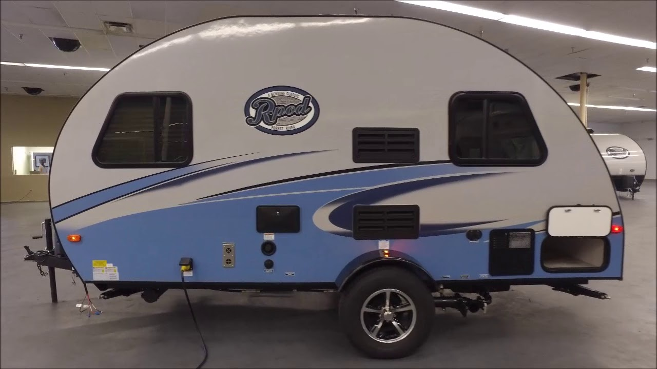 Rpod For Sale >> 2018 Forest River R POD RP 171 For Sale - YouTube
