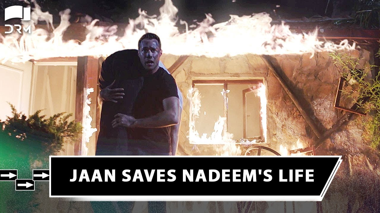 Jaan Saves Nadeem's Life    Zalim Istanbul    Best Scene  Turkish Drama   RP2Y