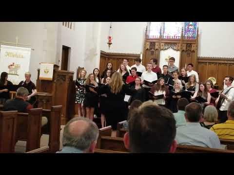 Who Am I   University Christian High School Music Club
