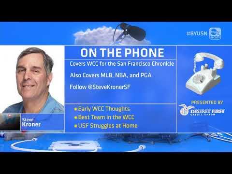 BYUSN - San Francisco Chronicle Reporter Steve Kroner Interview - 01.04.17