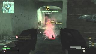 MW3 Infected: 49-1 Moab Gameplay
