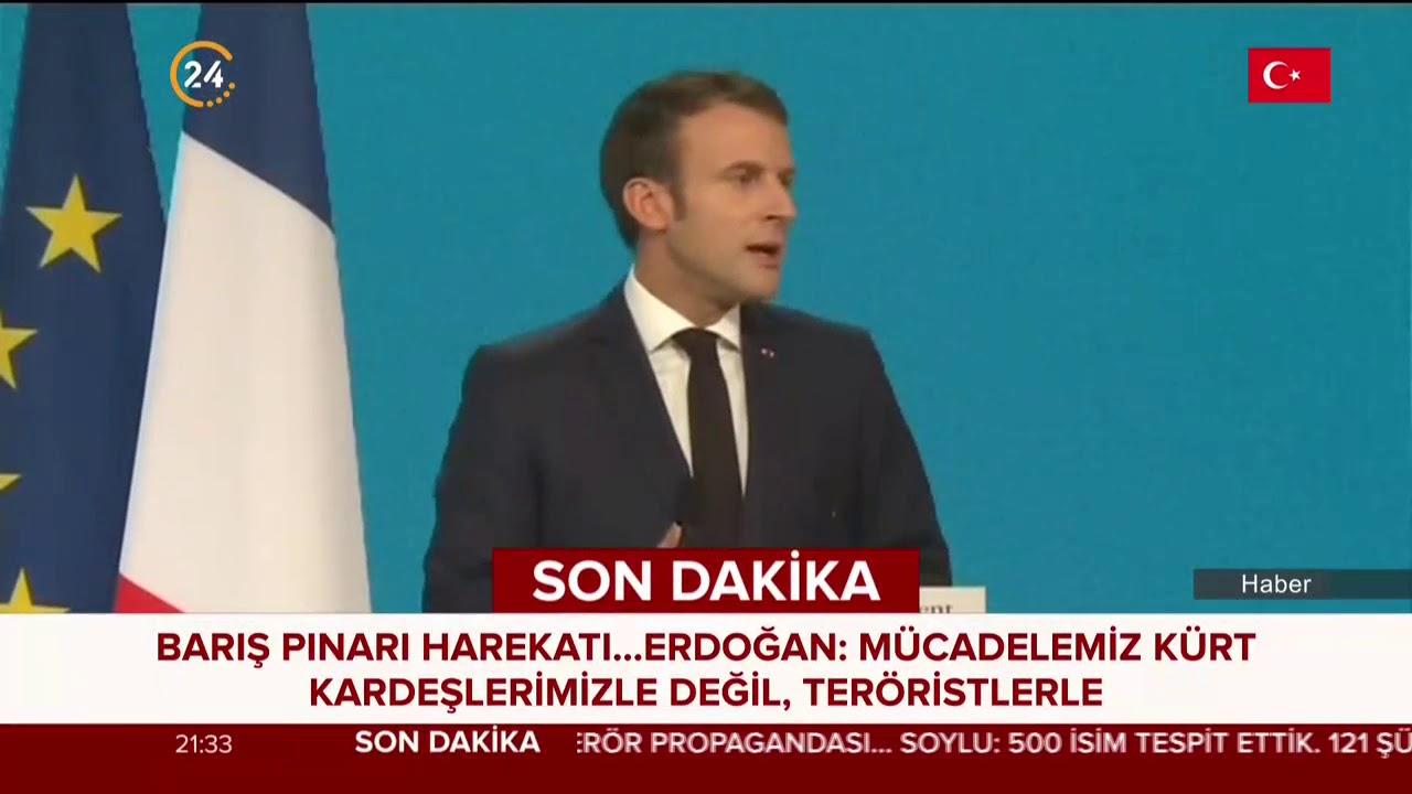 #BarışPınarıHarekatı'nda dünyadan Türkiye'ye destek mesajları #news