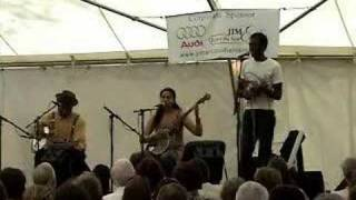"Carolina Chocolate Drops ""Short Life of Trouble"""