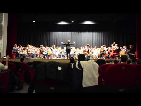 LTHS ORCHESTRA & LICEO CLASSICO CONCETTO MARCHESI Music Exchange in Padua • Part Three