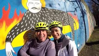 Biking in Atlanta