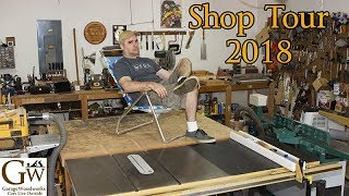 Shop Tour - What Works and What Doesn't