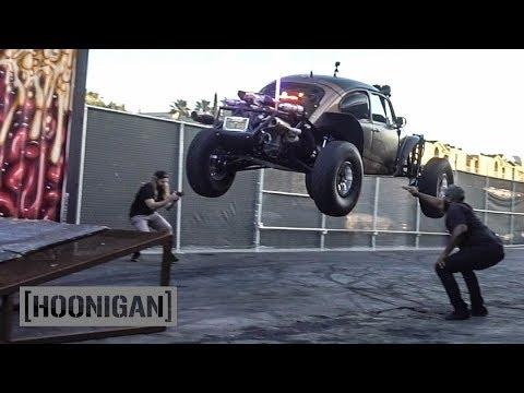 [HOONIGAN] DT 204: 1966 VW Dune Bug Flys High, and Falls Hard