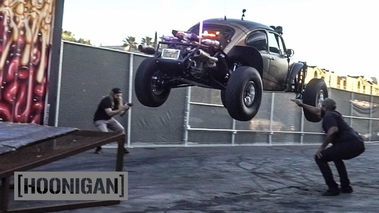 Vw Dune Buggy >> [HOONIGAN] DT 204: 1966 VW Dune Bug Flys High, and Falls Hard - YouTube