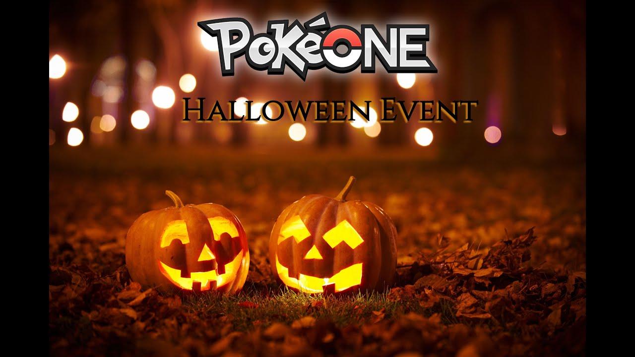 Pokeone Halloween 2020 PokeOne   Halloween Event   Stoker's Mansion   YouTube