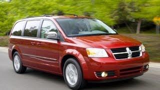 Секонд Тест Dodge Caravan