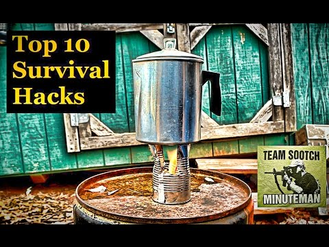 Top 10 Survival Hacks