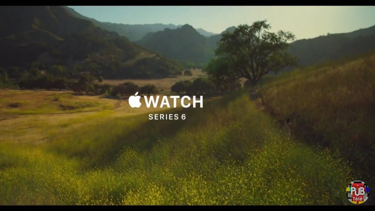 """Musique de la pub Apple Watch Series 6 """"Le bien-être du futur. Dès à présent.""""  Juillet 2021"""