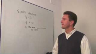 Unterrichten Von Englisch : Erstellen Von Umfrage-Fragen