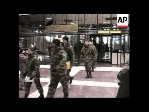 US troops build up at Bulgarian military facility