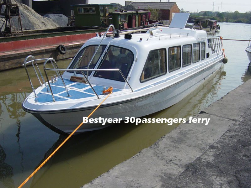 For Sale: China commercial passenger boat 13 7m 20m - USD 63,000