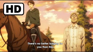 Levi Taking Zeke to Monke Hotel [English Sub] Attack on Titan Season 4 Episode 9 HD 1080p