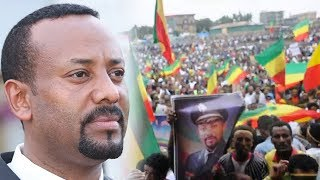 PM Abiy in radio news VOA Amharic today August 13 2018