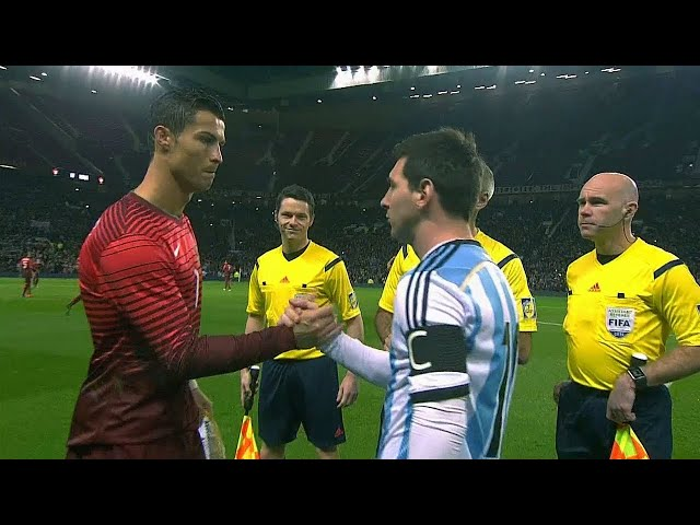 C. Ronaldo vs Leo Messi (Performances Comparison) | Portugal - Argentina 2015
