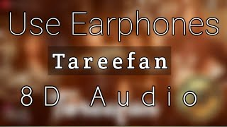 Tareefan 8D SONG
