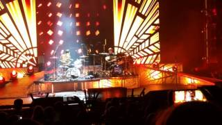 Panic! at the Disco - Brendon Urie/Spencer Smith Drum Solo into Crazy=Genius