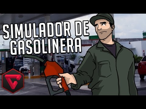 SIMULADOR DE GASOLINERA | GasoSta