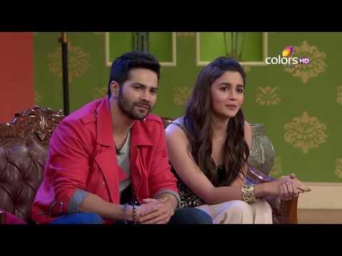 Comedy Nights With Kapil - Karan, Varun & Alia - Full episode - 13th July 2014 (HD)