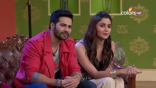 Comedy Nights With Kapil - Karan, Varun & Alia - Full episode - 13th July 2014 (HD)