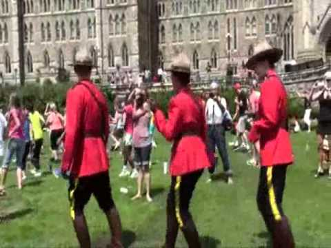 Zumba on Parliament Hill in Ottawa | Ottawa Tourism