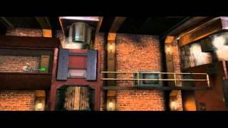 прохождение игры Psi-Ops, часть 4 - Фабрика Барретта
