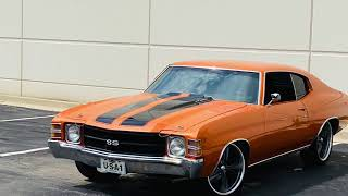 1971 Chevelle Supercharged 454