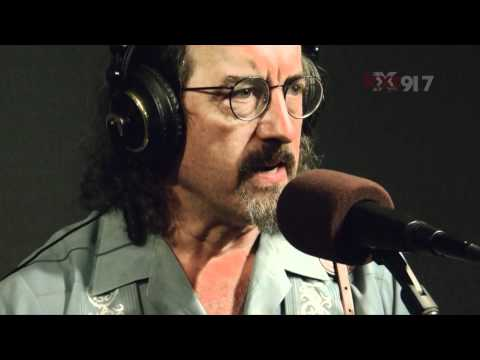 "James McMurtry - ""Ruby and Carlos"" - KXT Live Sessions"