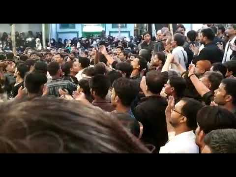 Anjuman E Hussainia , Dosipura 21/9/2018